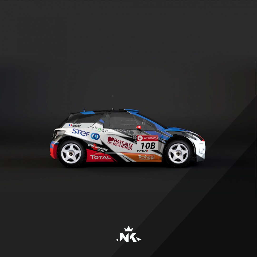 Citroen DS3 – Pernaut – Laffite