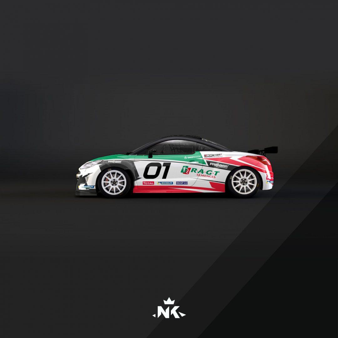Peugeot RCZ Sainteloc Chaumat