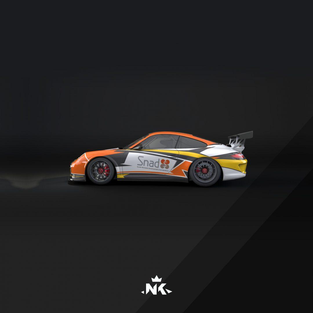 Porsche Gt3 Snad